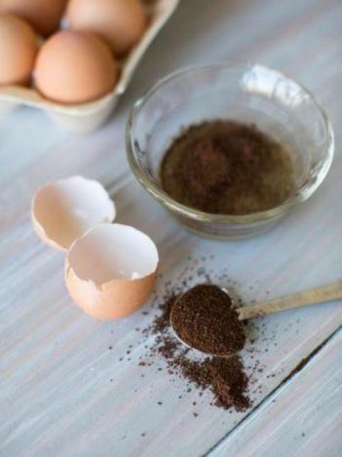 Кофе с коньяком для волос. Рецепты масок кофе с молоком