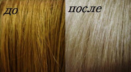 Как убрать желтизну с осветленных волос. Полезные советы для предупреждения желтизны
