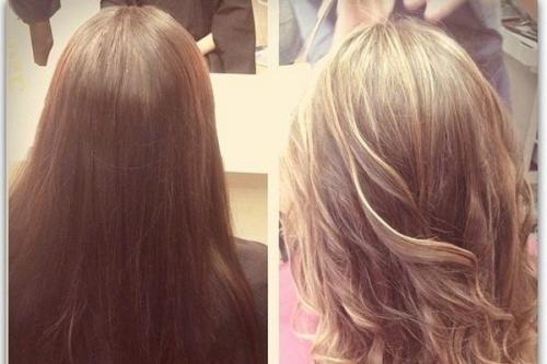 Как закрасить пятна на волосах. Как исправить ошибки после неудачного окрашивания волос