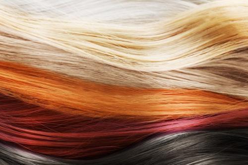 Краска для седых волос. Виды стойких красок для седых волос