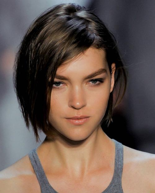 Прическа для жидких волос. Советы по выбору стрижки для жидких волос