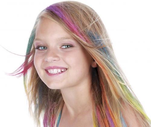 Как безопасно изменить цвет волос. 5 способов безопасного изменения цвета волос ребенка