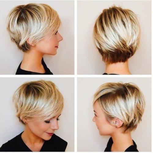 Подростковая стрижка для девочек. Красивые стрижки для девочек на короткие волосы