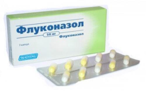 Флуконазол от перхоти. Инструкция по применению Флуконазола