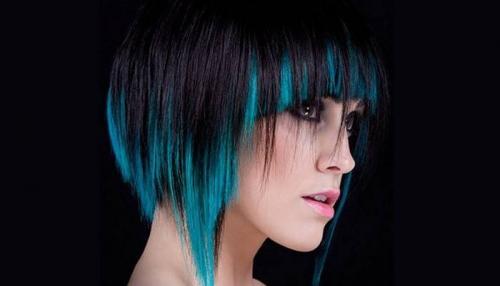 Колорирование на короткие волосы. Что такое колорирование волос