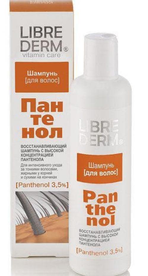 Маски для волос с Пантенолом в домашних условиях. Другие способы применения
