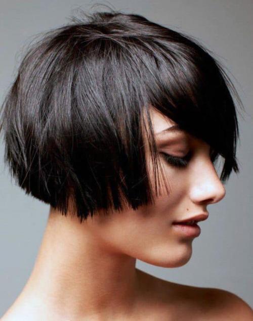 Какую сделать стрижку, чтобы не укладывать. Как можно подстричься – стрижки без укладки для девушек, повседневная, которую не надо укладывать