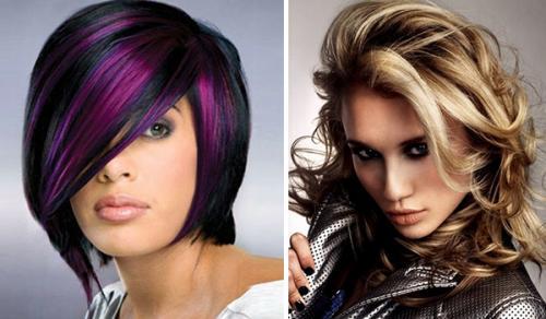 Как правильно покрасить волосы в два цвета в домашних условиях. Что такое двойное окрашивание волос