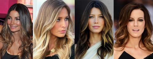 Мелирование волос что выбрать