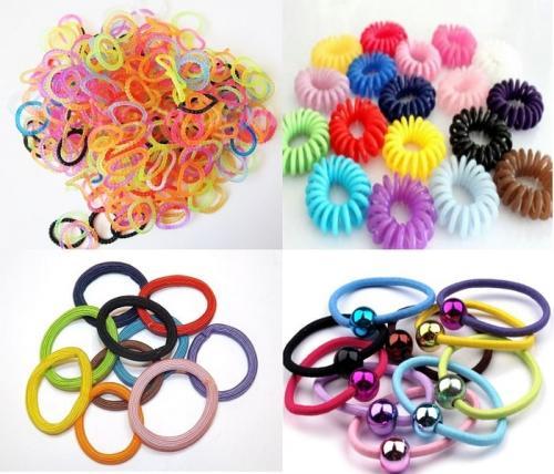 Прически с резинками для волос детские. Кому подходят прически с резиночками?