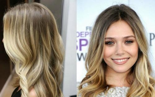Русые волосы. Красивое и модное окрашивание русых волос с фото и примерами