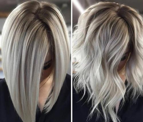 Как дома покрасить волосы в два цвета дома. Секреты окрашивания волос дома: от подбора правильного цвета до закрашивания седины