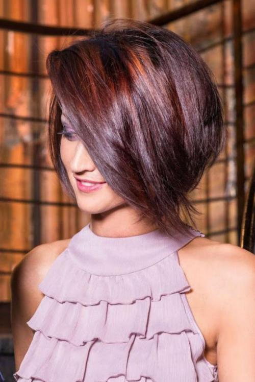 Стрижки для тонких и редких волос. Короткие стрижки для тонких волос