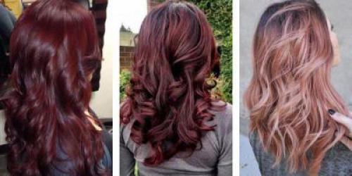 Дикая вишня цвет волос кому идет. Кому подойдёт вишневый цвет?