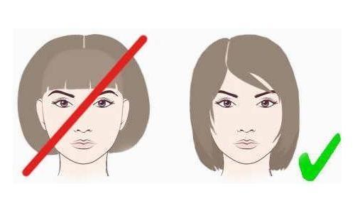 Пучок для круглого лица. 15 идей причесок для круглого лица с фото и рекомендациями стилистов