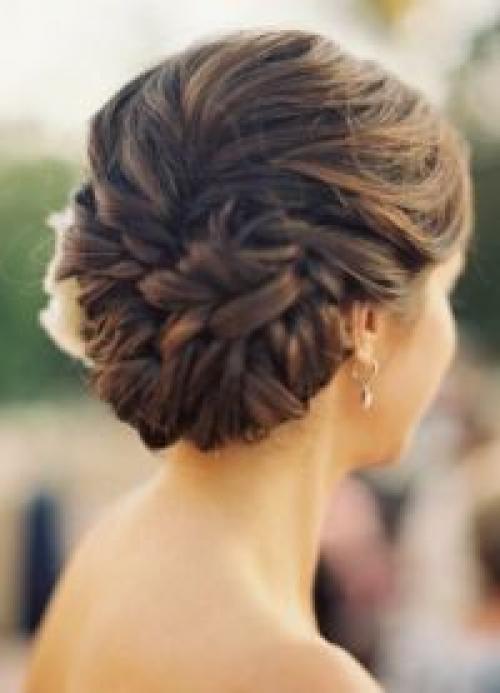 Длинные волосы длинные платья. Какие прически подходят к длинному платью?