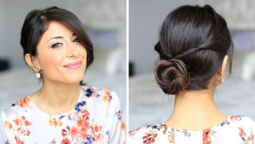 Красивая прическа на средней длины волосы. Прически на средние волосы — лучшие идеи, современные модели и варианты укладки (95 фото и видео)