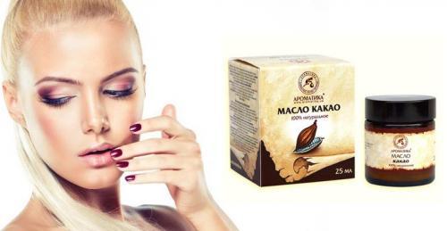 Какао порошок для волос. Применение, какао для волос