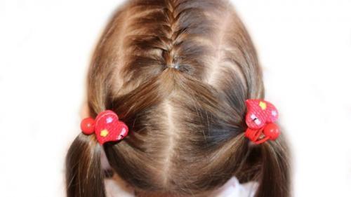 Прически в садик на короткие волосы. Идеи для коротких волос