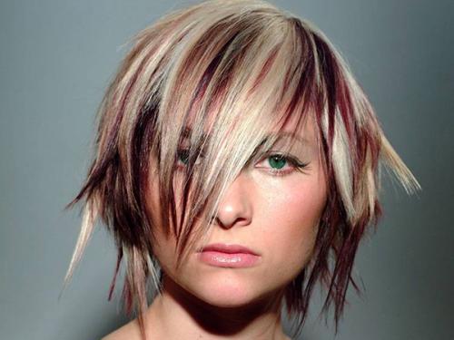 Окраска волос в два цвета в домашних условиях. Что такое двойное окрашивание волос