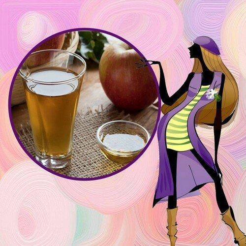 Уксус от перхоти. Яблочный уксус: как избавиться от прыщей, шрамов и перхоти
