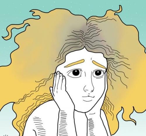 Не прокрасились волосы, что делать. Что делать при неудачной покраске волос? 16