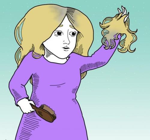 Не прокрасились волосы, что делать. Что делать при неудачной покраске волос? 13