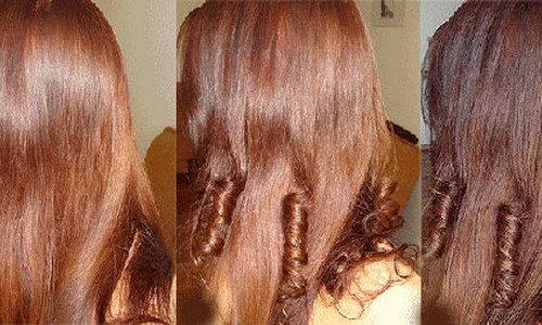 Как покрасить седые волосы луковой шелухой. Окрашивание волос луковой шелухой - эффект потрясающий!
