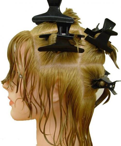 Какие бывают проборы волос. Деление волос на зоны и проборы: виды проборов и разделение в домашних условиях 01