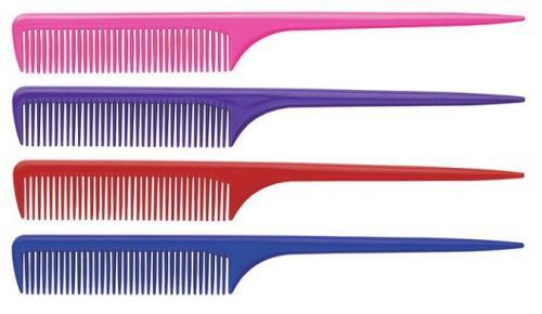 Какие бывают проборы волос. Деление волос на зоны и проборы: виды проборов и разделение в домашних условиях 02