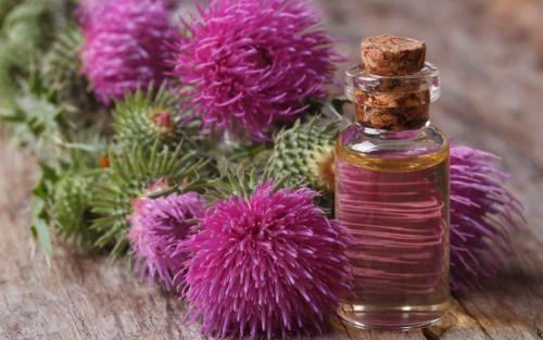 Маска для волос с репейным маслом с перцем. Репейное масло с красным перцем — секрет роста волос