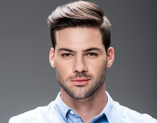 Цвета волос мужские. ТОП-3 популярные мужские краски для волос