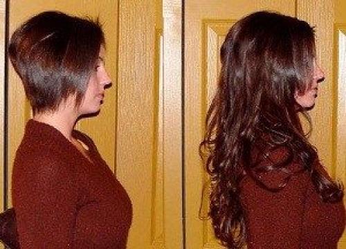 Минимальная длина волос для капсульного наращивания. Какой должна быть минимальная длина волос?