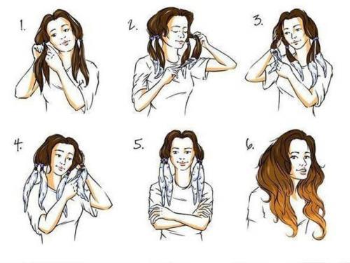 Как покрасить волосы в домашних условиях омбре. Омбре на длинные волосы дома: техника выполнения, нюансы