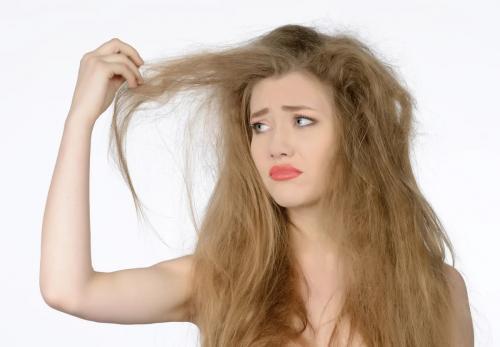 Постоянно путаются волосы. К чему путаются волосы?