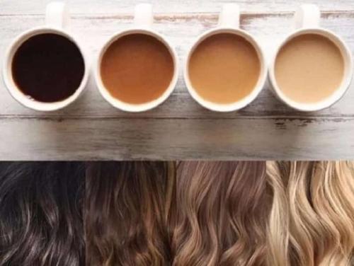 Цвет латте волос. Цвет волос кофе: варианты оттенков и советы по окрашиванию