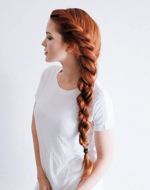 Виды кос и их плетение. Плетение кос пошаговое фото: разновидности