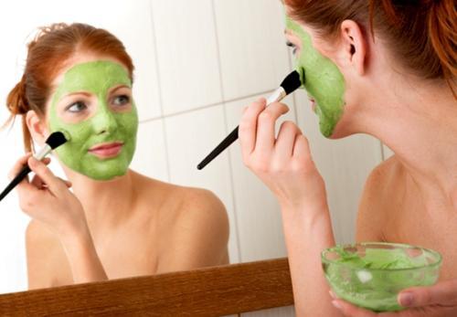 Маски против жирной кожи. Действие масок для жирной кожи лица