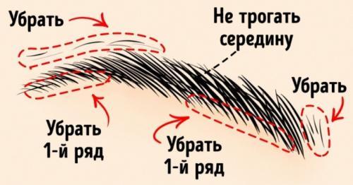 Как сделать брови густыми в домашних условиях. 10хитростей, которые помогут создать идеальные брови