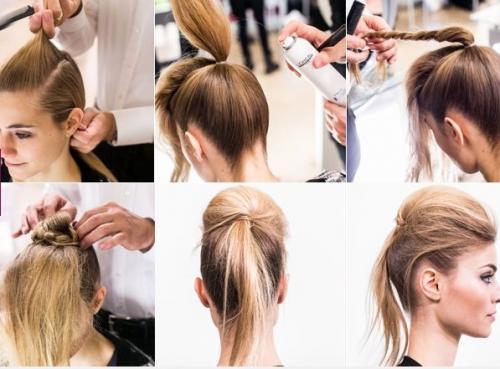 Прически для редких волос. Укладки для длинных прядей