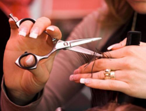 Виды парикмахерских ножниц. Парикмахерские ножницы и их виды