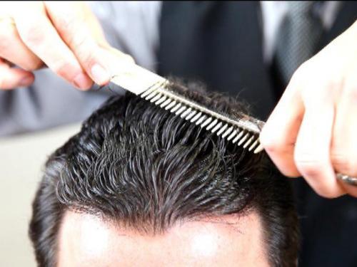 Ножницы парикмахерские филировочные. Филировочные ножницы: как правильно использовать