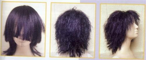 Волосы из атласной ленты для куклы своими руками. Волосы для кукол из атласных лент