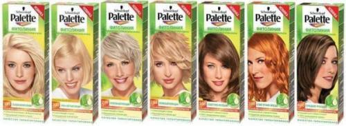 Итальянские краски для волос профессиональные названия. Преимущества профессиональных красок
