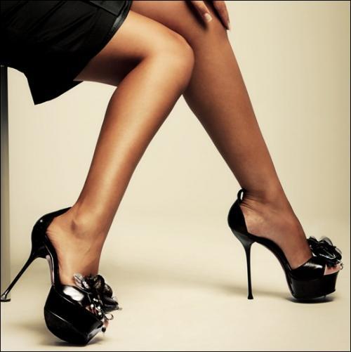 Широкая щиколотка у женщин. 9 способов избавиться от полных лодыжек и икр 04