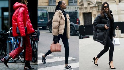 Черная куртка с чем носить. Модные модели пуховиков на осень-зиму 2019-2020
