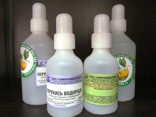 Маски для отбеливания лица в домашних условиях с перекисью водорода. Особенности применения масок сперекисью водорода