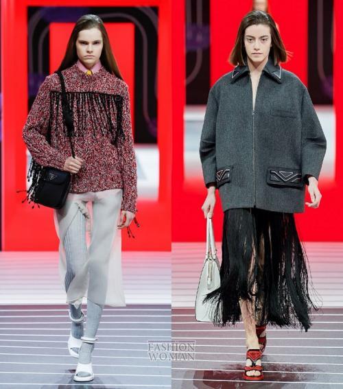Модный гардероб осень 2019. Мода осень-зима 2020-2021: основные тенденции