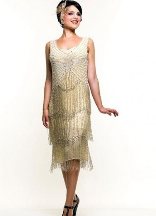 Платья в стиле 20-х годов своими руками