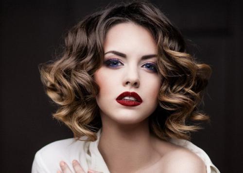 Контуринг волос. Новый тренд: контуринг волос.